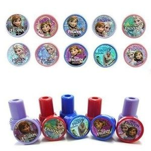 Frozen Character Authentic Licensed 10 Assorted